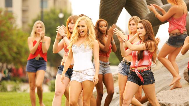 Hayden Panettiere Nashville 10/17 Episodic - H 2012