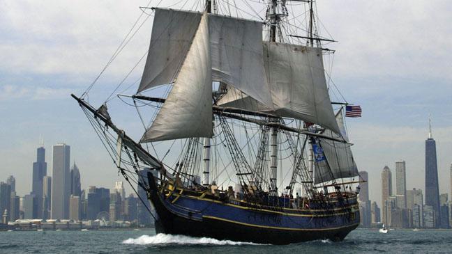HMS Bounty - H 2012