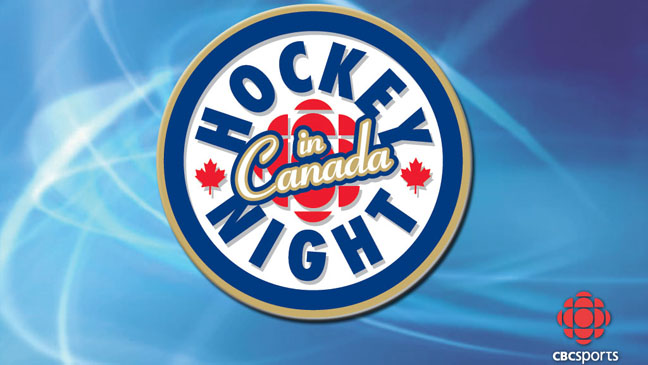 Hockey Night in Canada Logo - H 2012
