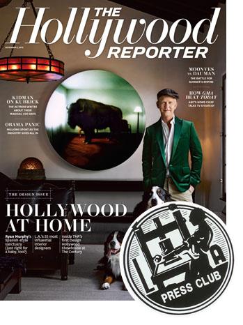 Hollywood Reporter LA Press Club - P 2012