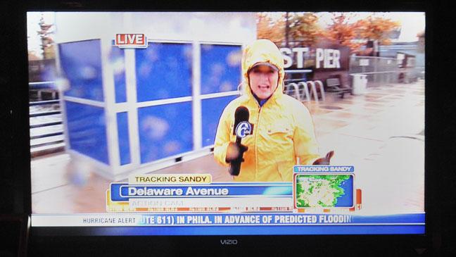 Hurricane Sandy News Networks - H 2012