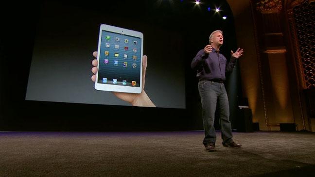 iPad Mini Announcement 2 - H 2012