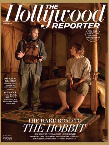 Issue 37 Hobbit Cover - P 2012