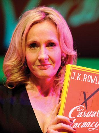 J.K. Rowling Book - P 2012