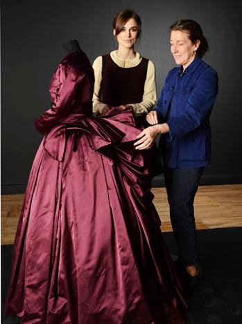 Jacqueline Duran Keira Knightley - P 2012