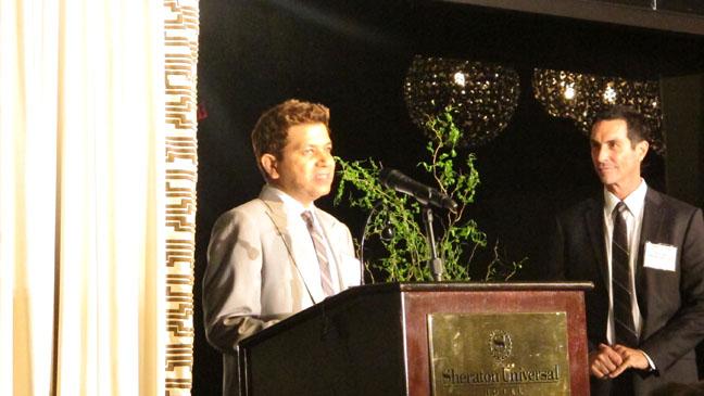 Jake Azhar 11th Annual Heller Awards - H 2012