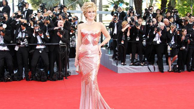Jane Fonda Moonrise Kingdom Premiere Cannes - H 2012