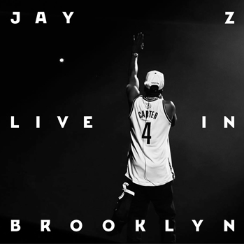 Jay Z Live in Brooklyn cover art P