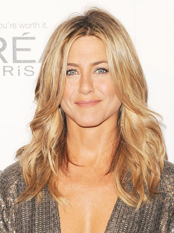 Jennifer Aniston ELLE's Women in Hollywood Arrivals - P 2012
