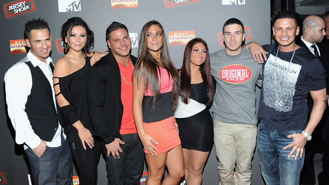 Jersey Shore Season 6 Screening Cast - H 2012