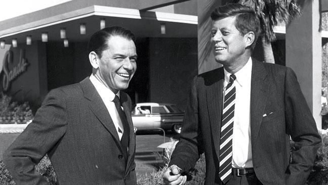 2012-38 FEA Presidents John Kennedy Frank Sinatra H