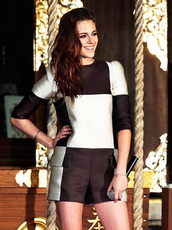 Kristen Stewart Promoting Twilight Japan - P 2012