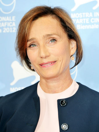 Kristin Scott Thomas Headshot - P 2012