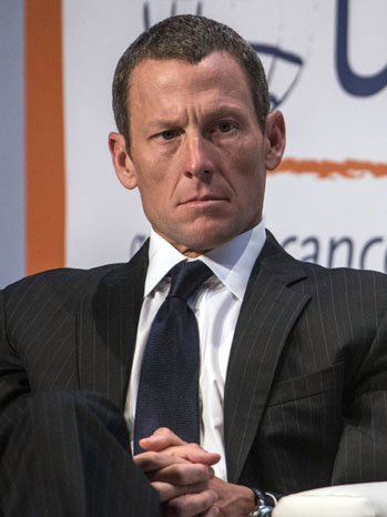 Lance Armstrong World Cancer Congress - P 2012