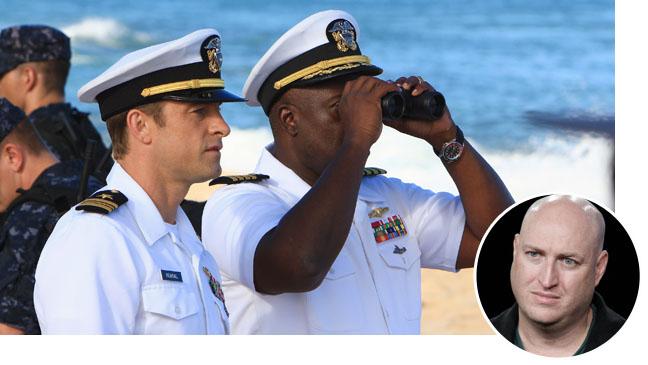 Last Resort Skeleton Crew Shawn Ryan Inset - H 2012
