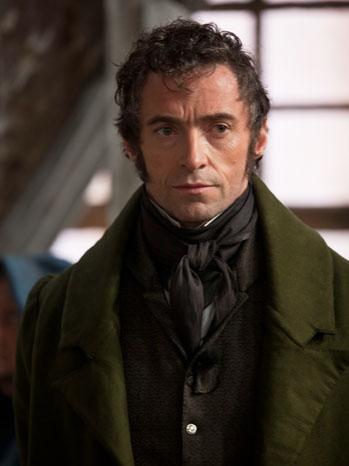 Les Miserables Hugh Jackman - P 2012