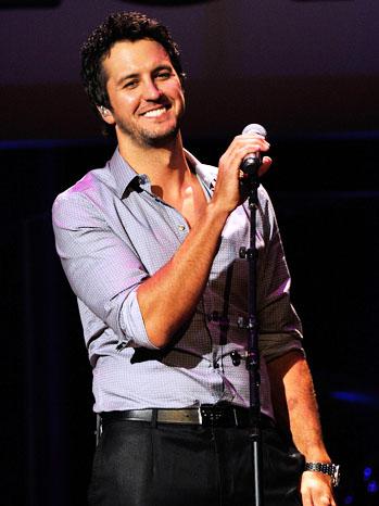 Luke Bryan Performing - P 2012