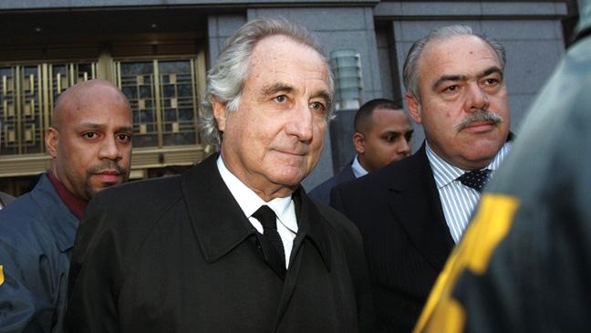 2012-35 FEA Managers Bernie Madoff H