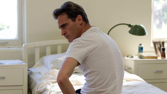 The Master - Joaquin Phoenix - H 2012