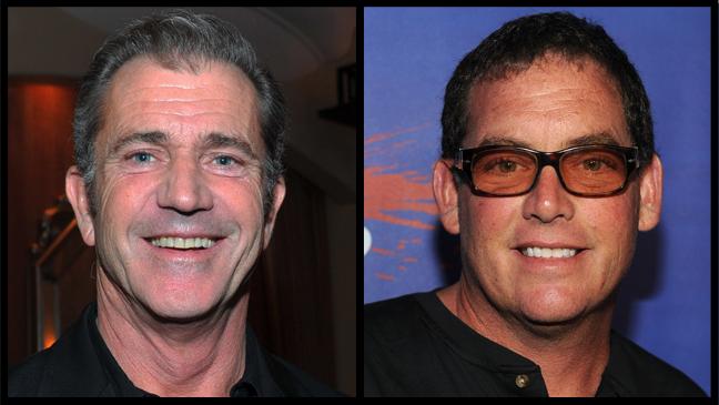 Mel Gibson Mike Fleiss Split - H 2012