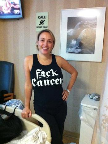 Meredith Israel F Cancer P