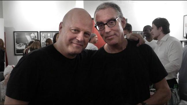 Michael Chiklis and Robert Zuckerman - H 2012