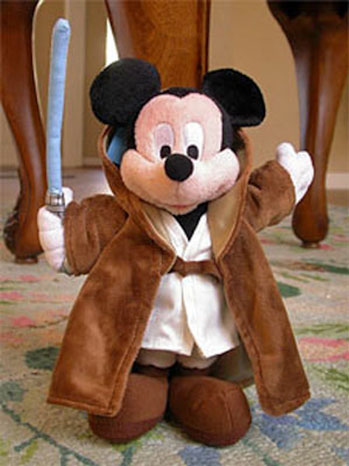 Jedi Mickey - P 2012