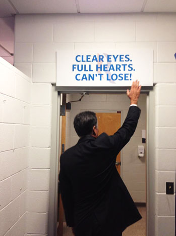 Mitt Romney Friday Night Lights Slogan - P 2012