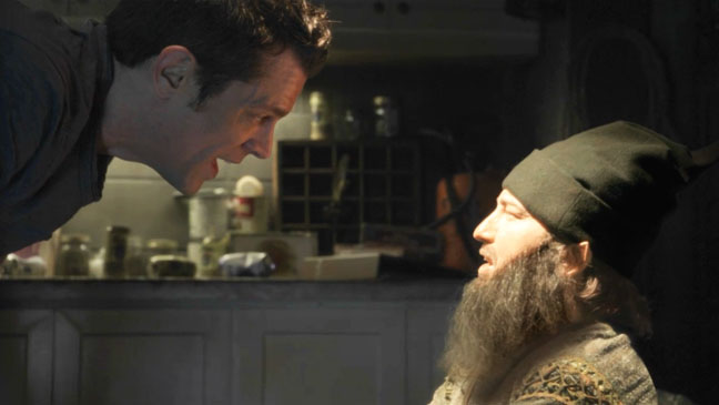 Movie 43 Johnny Knoxville Butler - H 2012