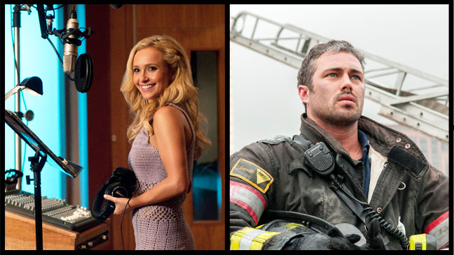Nashville Episodic Chicago Fire Episodic Split - H 2012