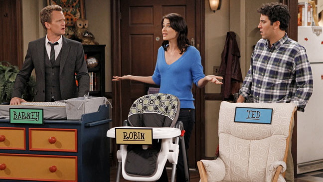 Neil Patrick Harris Cobie Smulders Josh Radnor How I Met Your Mother - H 2012