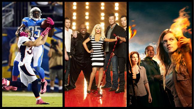 NFL The Voice Revolution Split - H 2012