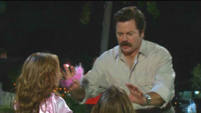 Nick Offerman Parks and Recreation - H 2012