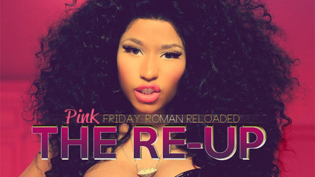 Nicki Minaj The Re-Up Album - H 2012