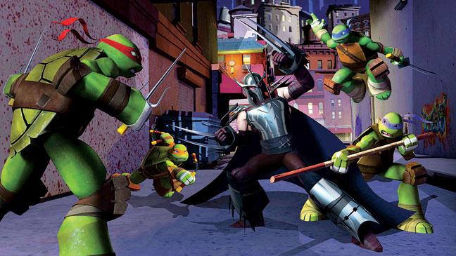 2012-37 REP Teenage Mutant Ninja Turtles H