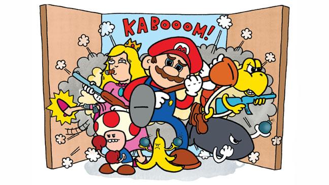 Nintendo Graphic - H 2012
