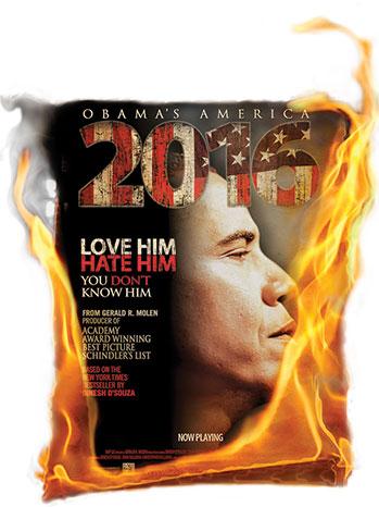 2012-39 REP 2016 Obama's America Flame P