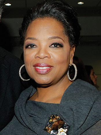 TELEVISION: Oprah Winfrey