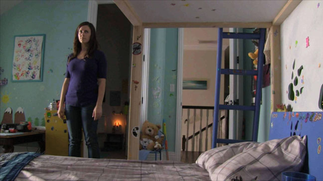 Paranormal Activity 4 Childs Room - H 2012