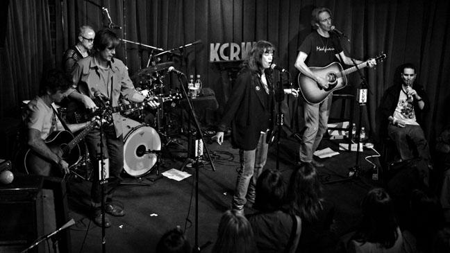 Patti Smith KCRW Performance - H 2012