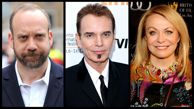 Paul Giamatti Billy Bob Thornton and Jacki Weaver - H 2012