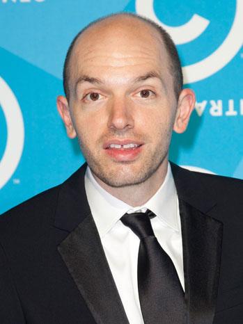 Paul Scheer Headshot - P 2012