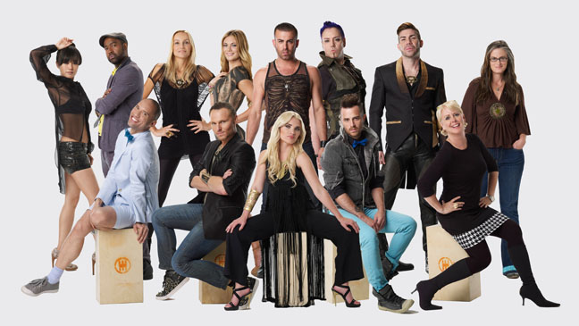 Season Two's 'All Stars'