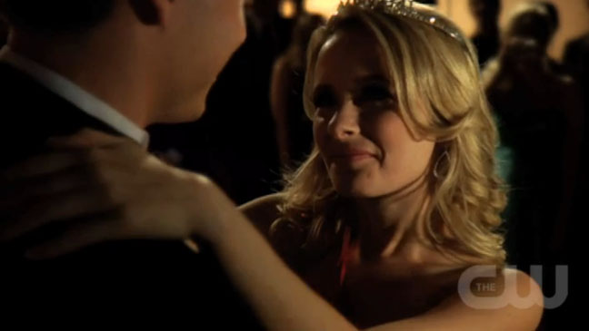 Prom Queen Screen Grab The CW - H 2012