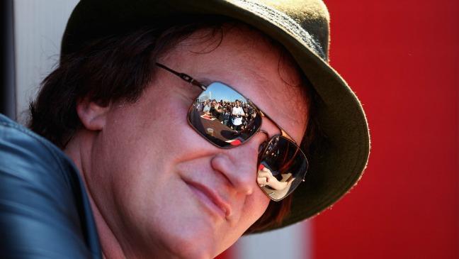 Quentin Tarantino - H 2012