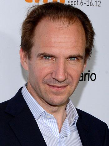 Ralph Fiennes Headshot - P 2012