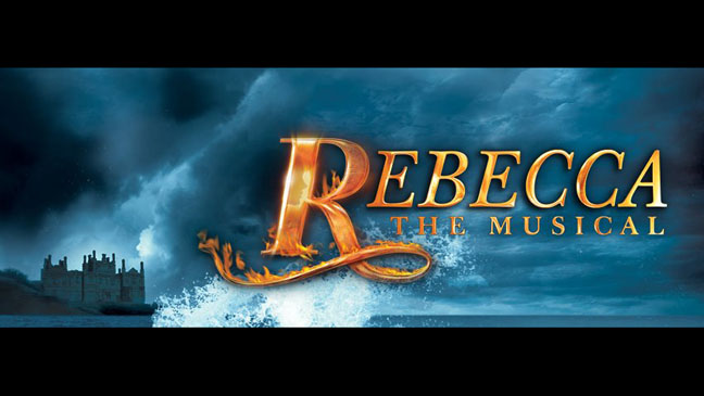 Rebecca the Musical Logo - H 2012