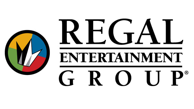 Regal Entertainment Logo - H 2012