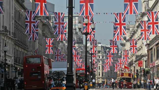 Regent Street - H 2012