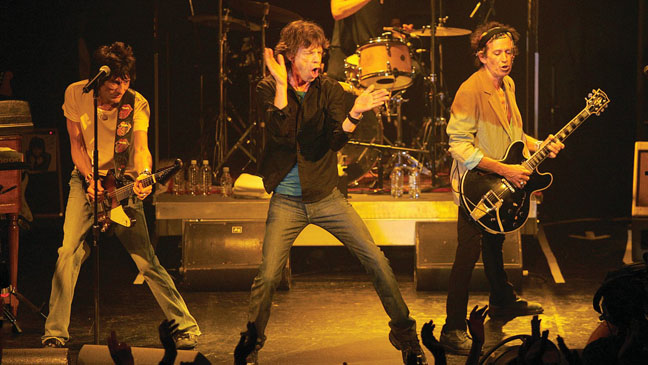 Rolling Stones Live PR Image - H 2012